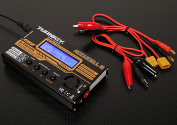 Turnigy Accucel-6 50W 6A Balancer/Charger