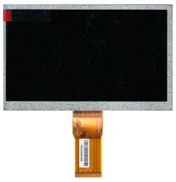 ЖКИ Дисплей Texet TM-7049, 50pin (FPC070-TH-02 / SL007DC24B52) 163*97 mm